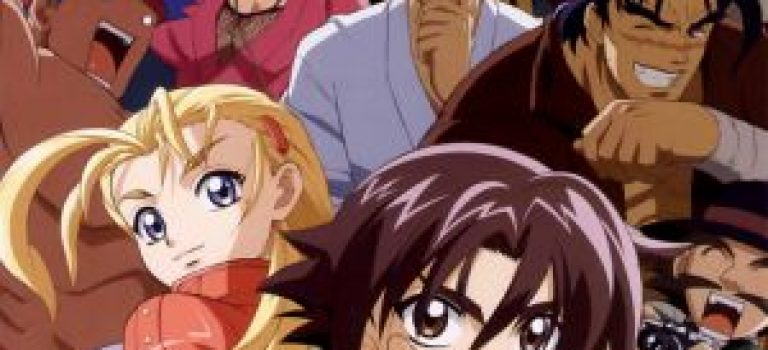 History's Strongest Disciple Kenichi مترجم