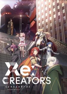 Re:Creators مترجم
