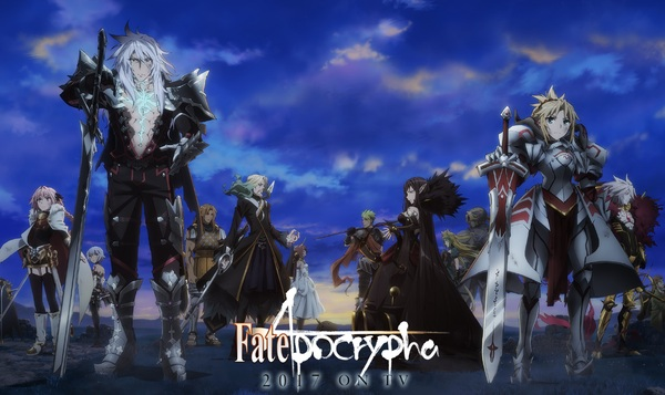 الانمي Fate/Apocrypha الحلقة 7 مترجم