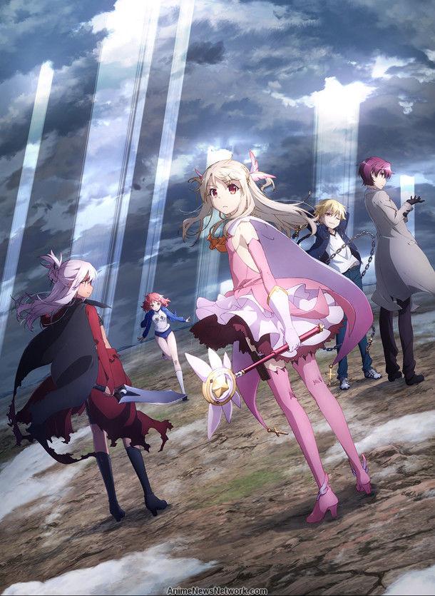 Fate/kaleid liner Prisma☆Illya 3rei!! مترجم