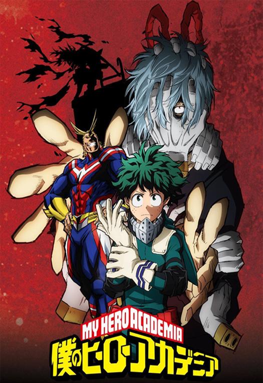 Boku no Hero Academia 2nd Season مترجم   shahiid anime