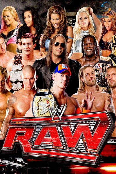 عروض WWE monday night Raw مترجمة
