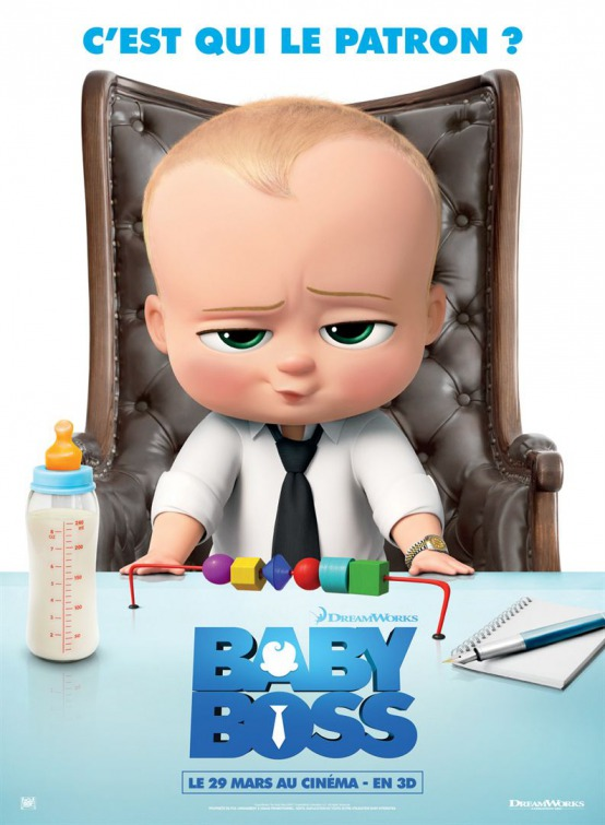 The Boss Baby 2017 مترجم