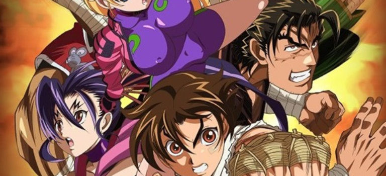 History's Strongest Disciple Kenichi OVA مترجم