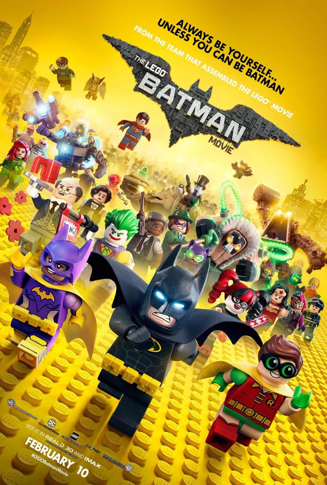 The LEGO Batman Movie 2017 مترجم