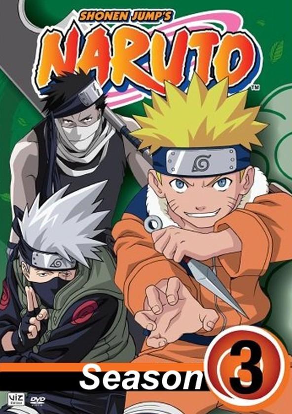 ناروتو Naruto الجزء 3 الحلقة 1 مدبلجة اون لاين Shahiid Anime