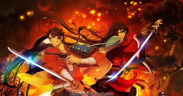 الانمي Katsugeki/Touken Ranbu الحلقة 7 مترجم